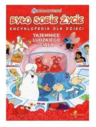 Było sobie życie - encyklopedia dla dzieci+DVD