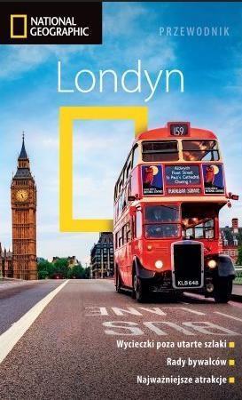 Londyn. Przewodnik National Geographic