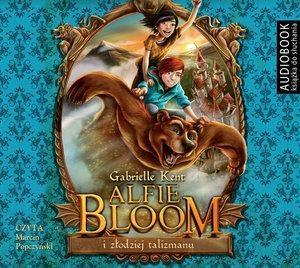 Alfie Bloom i złodziej talizmanu. Audiobook