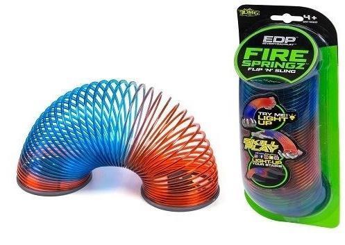 Firespringz niebieski lub czerwony