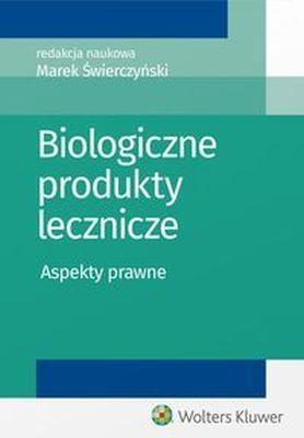 Biologiczne produkty lecznicze