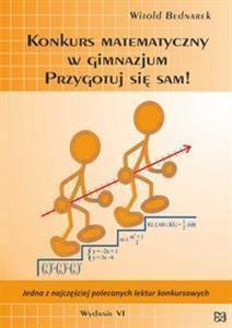 Konkurs matematyczny w gimnazjum.Przygotuj się sam