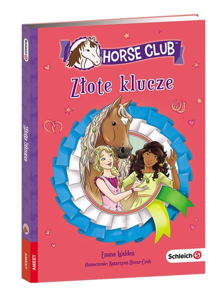 Schleich Horse Club. Złote klucze