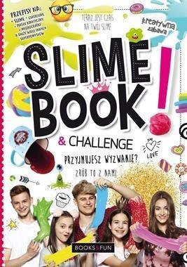 Slime book and challenge OUTLET