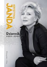 DZIENNIK 2003-2004 KRYSTYNA JANDA outlet