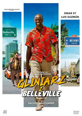 Gliniarz z Belleville, DVD