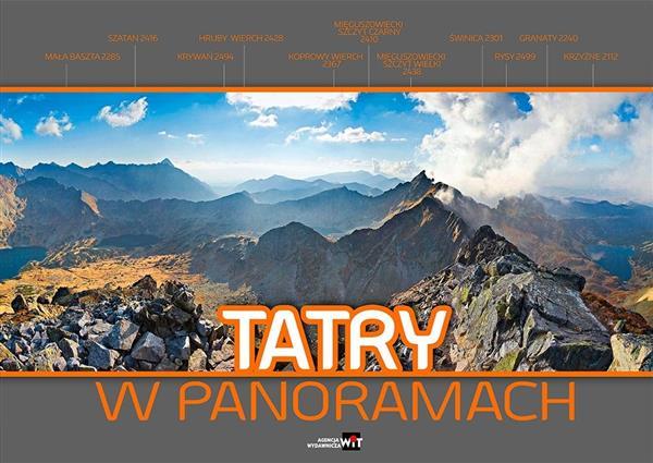Tatry w panoramach