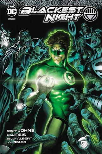 Green Lantern: Najczarniejsza noc