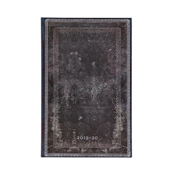 Kalendarz książkowy maxi 2019-2020 Midnight Steel