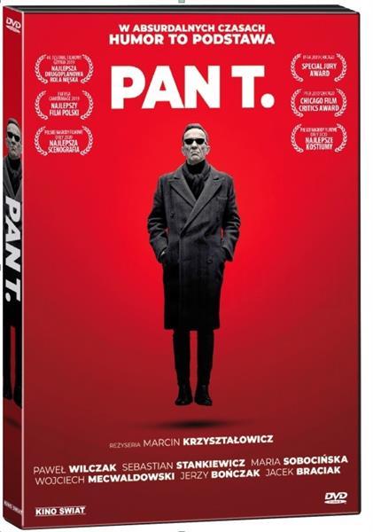 Pan T., DVD