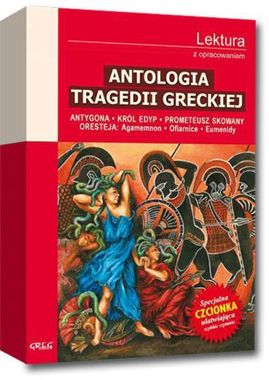 Antologia Tragedii Greckiej z oprac. GREG