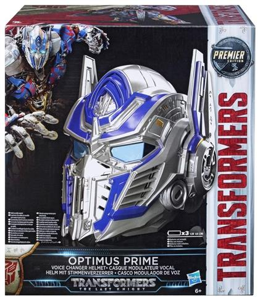 Transformers - hełm zmieniający głos
