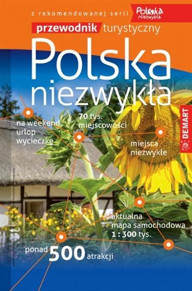 Przewodnik turystyczny - Polska niezwykła