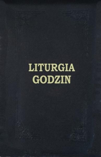 Liturgia Godzin - skrócone w futerale