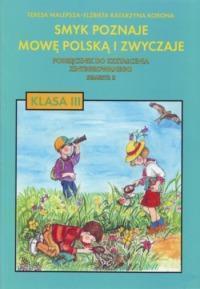 Smyk Poznaje Mowę Polską... podr 3/2 ADAM