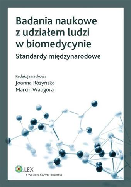 Badania naukowe z udziałem ludzi w biomedycynie