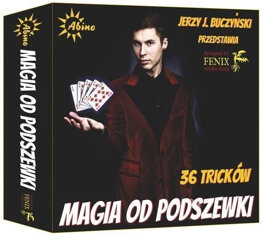 Magia od podszewki 36 trików ABINO