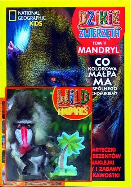 Dzikie Zwierzęta T.11 Mandryl