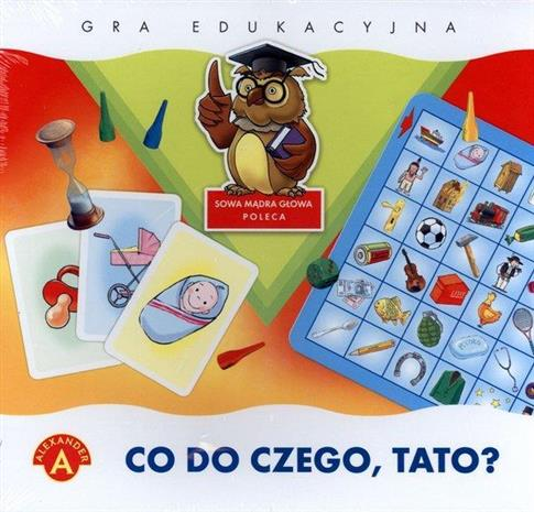 Co do czego, tato? ALEX