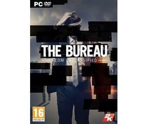 THE BUREAU: XCOM DECLASSIFIED PC DVD ROM