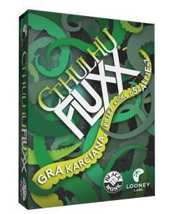 Cthulhu Fluxx - gra karciana BLACK MONK