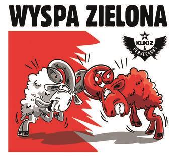 PŁYTA CD WYSPA ZIELONA