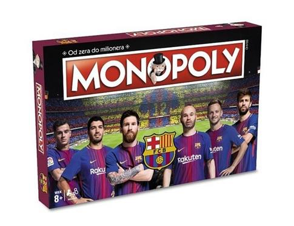 Monopoly FC Barcelona 2018