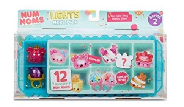 Num Noms Lights Mega Pack 12-pak