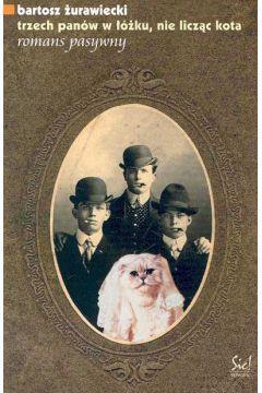 Trzech panów w łóżku, nie licząc kota outlet