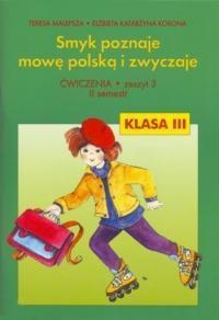 Smyk Poznaje Mowę Polską... ćw 3/2 cz. 3 ADAM