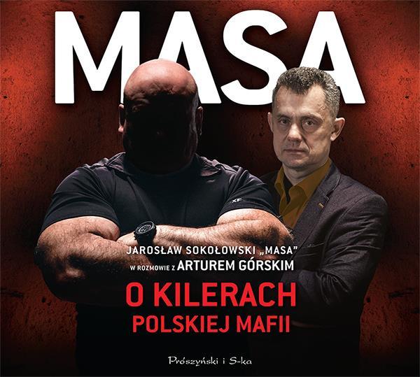Masa o kilerach polskiej mafii. Audiobook-54693