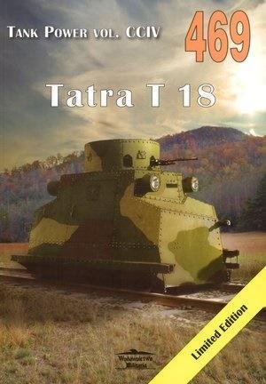 Tatra T 18 Tank Power vol. CCIV 469-320515