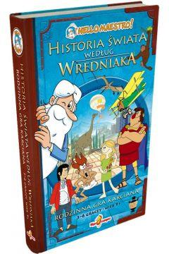 PROMO HISTORIA ŚWIAT WG. WREDNIAKA GRA HIPPOCAMPUS