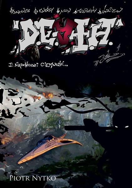 D.E.A.T.H. T.1 Nadchodzi ciemność
