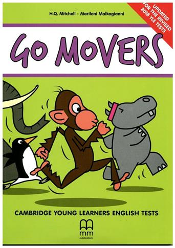 Go Movers SB + CD w.2018 MM PUBLICATIONS