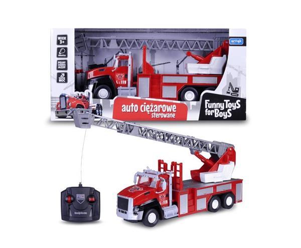 Auto Straż Pożarna na radio Toys For Boys