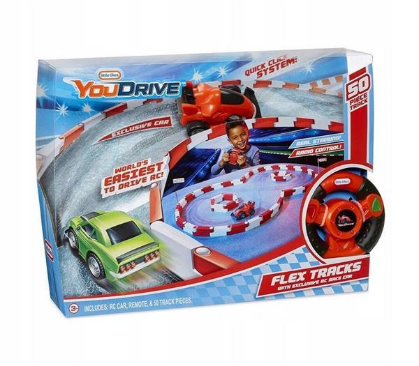 YouDrive Flex Tracks - Samochód wyścigowy