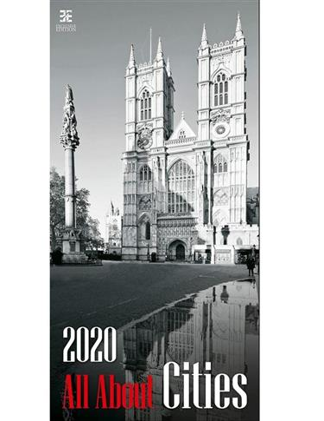 Kalendarz 2020 All About Cities Ex HELMA