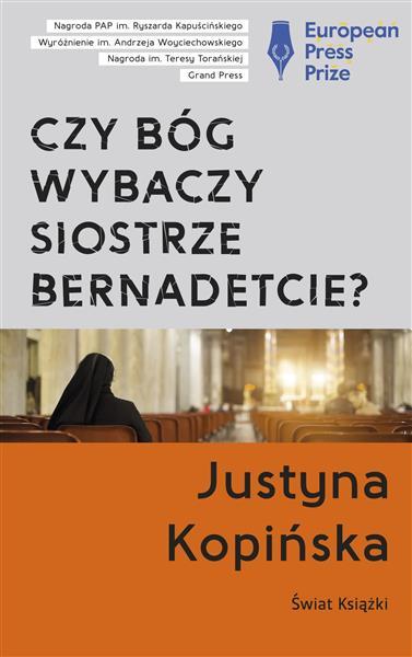 Czy Bóg wybaczy Siostrze Bernadetcie? pocketCzy Bó