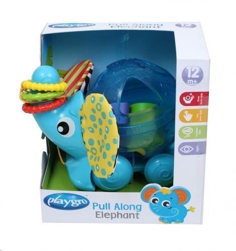 Zabawka edukacyjna słoń PLAYGRO