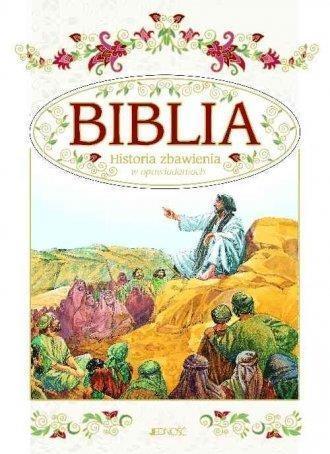 Biblia. Historia zbawienia w opowiadaniach (etui)