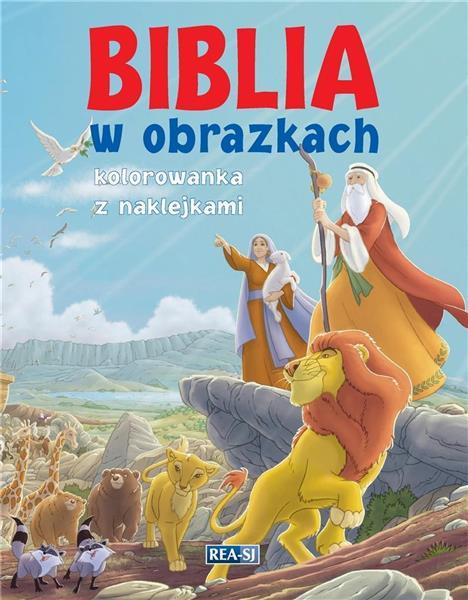 Biblia w obrazkach REA