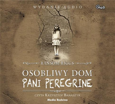 Osobliwy dom pani Peregrine audiobook
