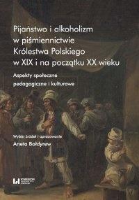 Pijaństwo i alkoholizm w piśmiennictwie...