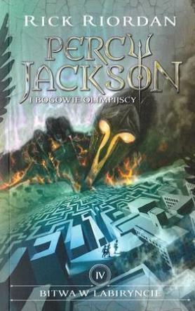 Percy Jackson i Bogowie... T.4 Bitwa w labiryncie
