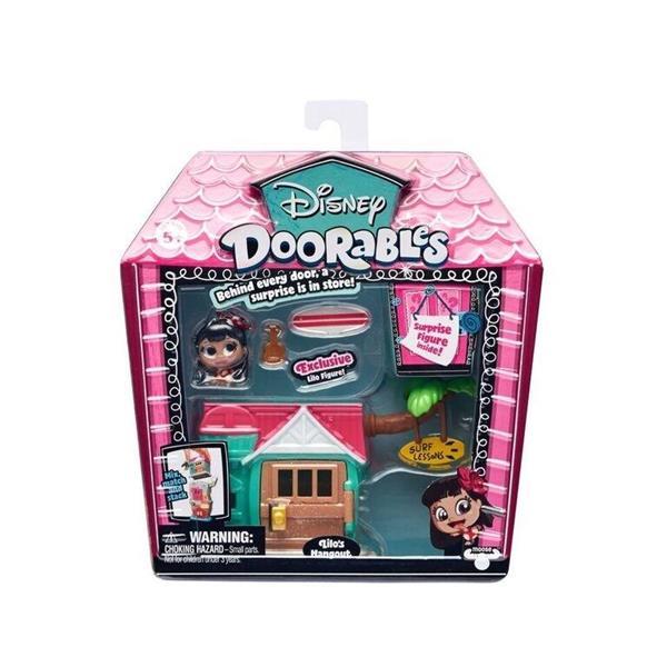 Doorables Zestaw Mini Domek Lilo