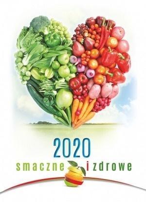 Kalendarz 2020 Ścienny Smaczne i zdrowe