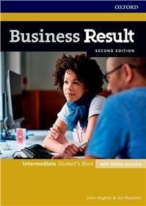 Business Result 2E Intermediate SB+online practice