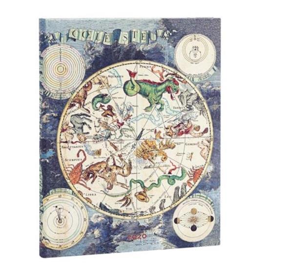 Kalendarz książkowy grande 2020 12M wer. Poetry