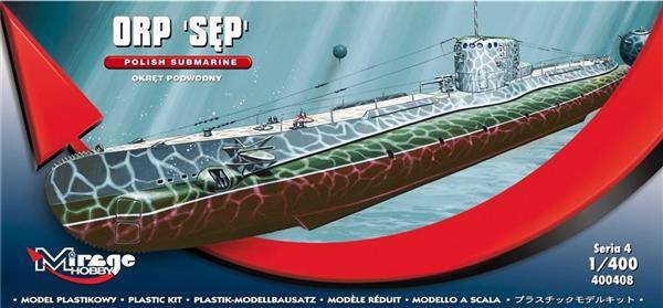 Okręt Podwodny ORP Sęp Polski